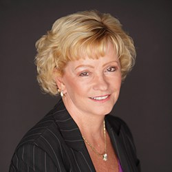 Nancy Alm, Executive Director of Client Services